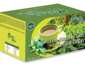 Asziemi Herb's Teh Daun Belalai Gajah