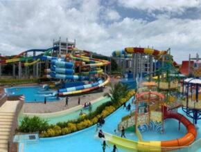 Langkawi, Taman Tema Air Splash Out Dibuka