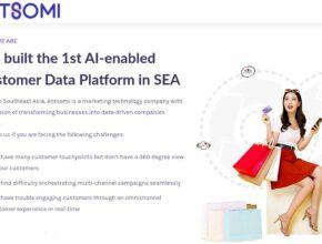 Antsomi Bantu Perniagaan Tafsir Data Pelanggan