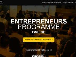 NEXEA Bekerjasama dengan MDEC Lancar Entrepreneurs Programme untuk Usahawan Teknologi Tempatan