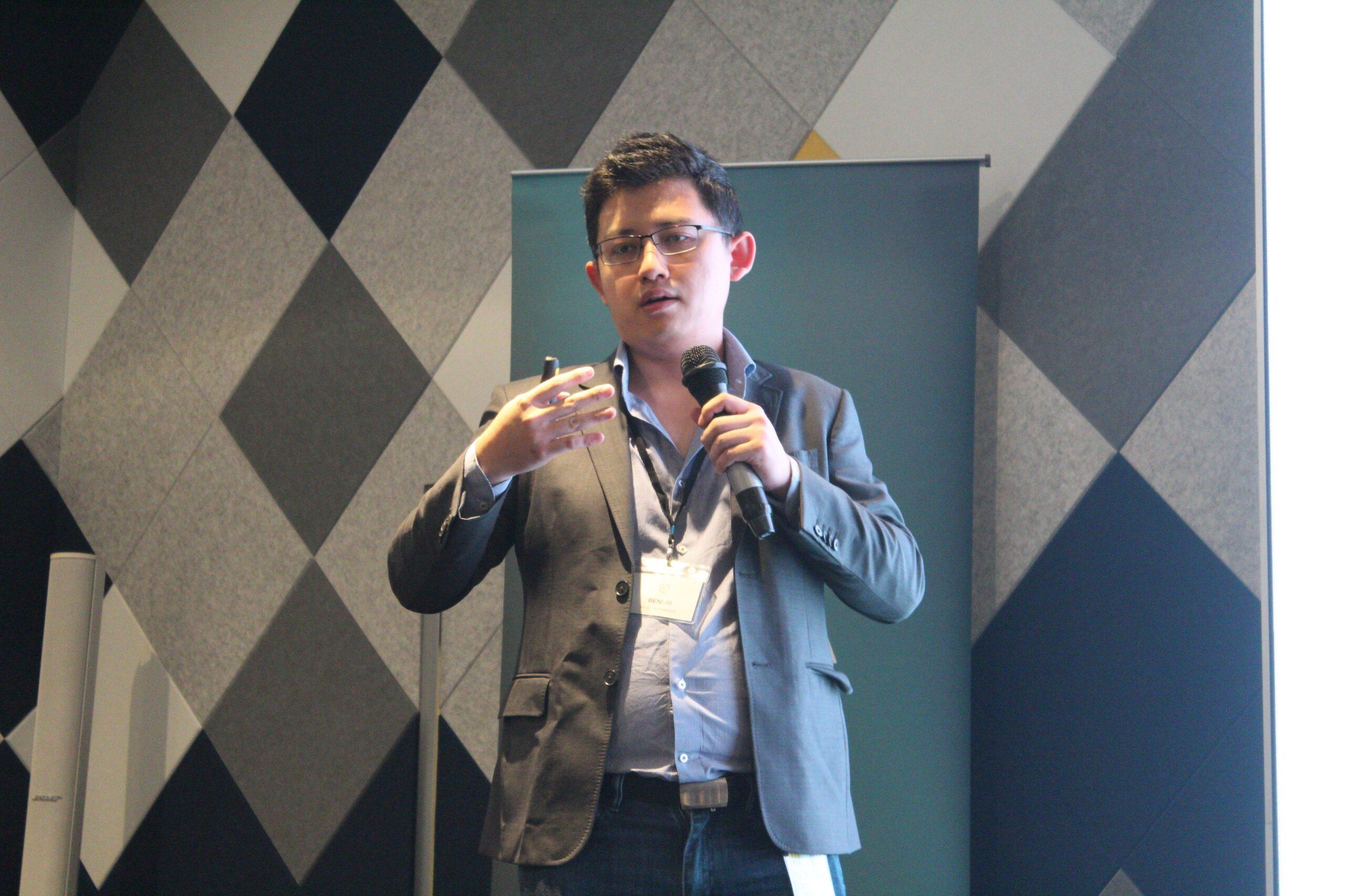 Ben Lim, Pengarah Urusan NEXEA